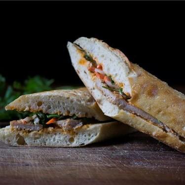 Lemongrass Pork Banh Mi Recipe | SideChef