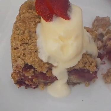 Mixed Berry Buckle Recipe   SideChef