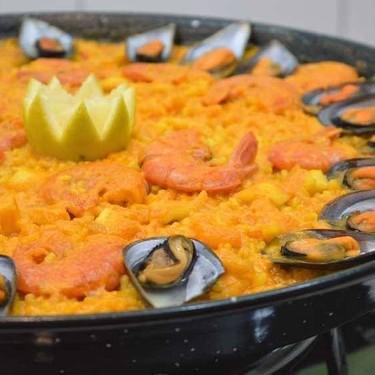 Arroz a Banda (Seafood Rice) Recipe | SideChef