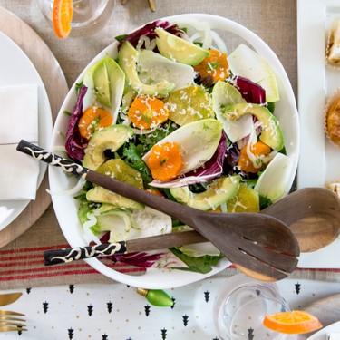Orange Mixed Greens Salad Recipe   SideChef