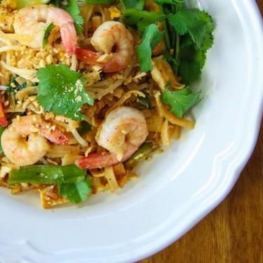 Easy Shrimp Pad Thai Recipe | SideChef