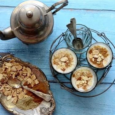 Hijazi Almond Coffee Recipe   SideChef