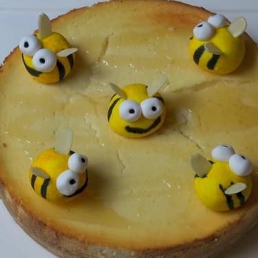 Baked Honey Cheesecake Recipe | SideChef