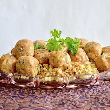 Coconut Curry Chicken Meatballs Recipe   SideChef