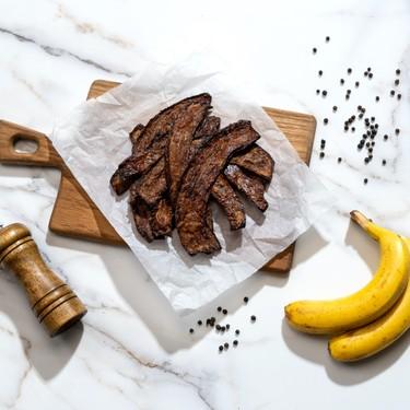 Vegan Banana Peel Bacon Recipe   SideChef