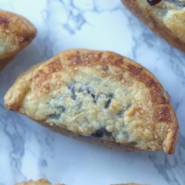 Blueberry Plum Pumpkin Spice Hand Pies Recipe   SideChef