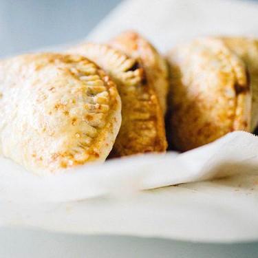 Apple Gouda Hand Pies Recipe | SideChef