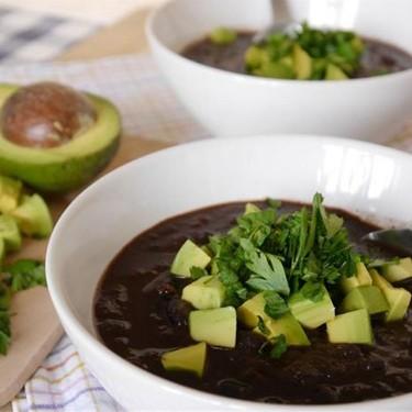 Venezuelan Black Bean Soup Recipe | SideChef
