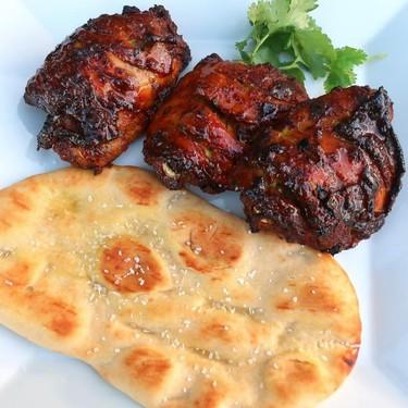 Chicken Tandoori Naan Sandwich Recipe | SideChef