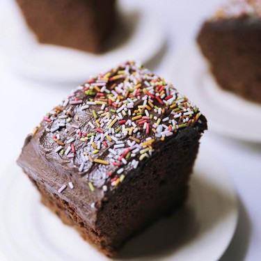 The Best Basic Chocolate Cake Recipe | SideChef
