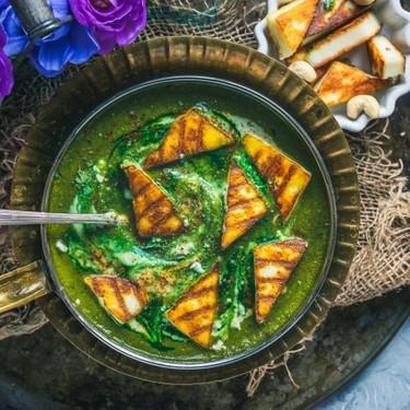 Restaurant Style Palak Paneer Recipe   SideChef