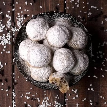 Swedish Pearl Snowball Cookies Recipe | SideChef