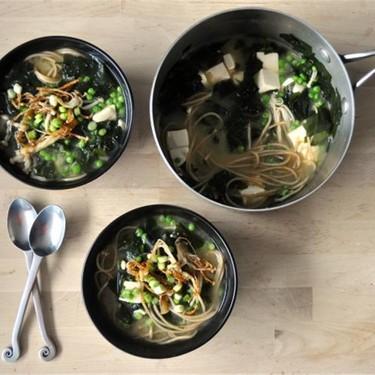 Miso Soup Meal Recipe | SideChef