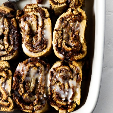 Paleo Gluten-Free Cinnamon Rolls Recipe | SideChef