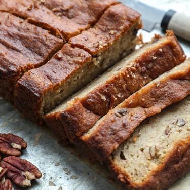 Maple-Pecan Gluten-Free Banana Bread Recipe   SideChef