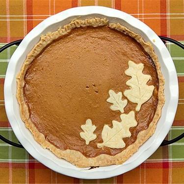 Pumpkin Pie Recipe   SideChef
