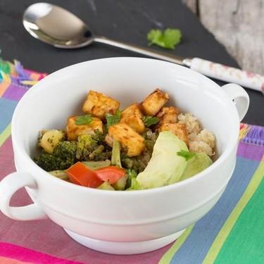 Quinoa Tofu Bowl Recipe | SideChef