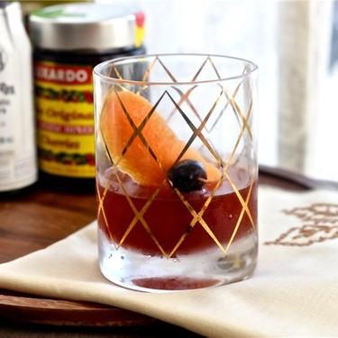Grapefruit Brandy Old Fashioned Recipe   SideChef