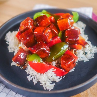 Sweet and Sour Tofu Recipe | SideChef