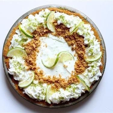Key Lime Ice Cream Pie Recipe | SideChef