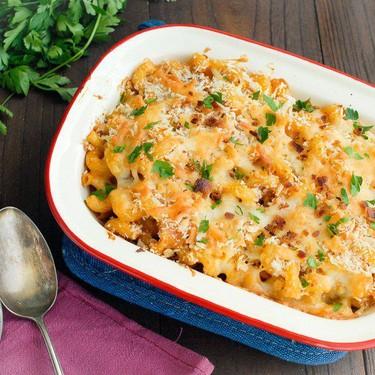 Kimchi Macaroni and Cheese Recipe   SideChef
