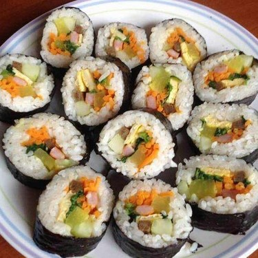 Kimbap (Korean Sushi) Recipe | SideChef