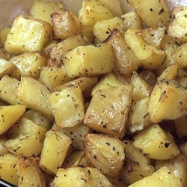 Seasoned Roast Potato Bites Recipe | SideChef