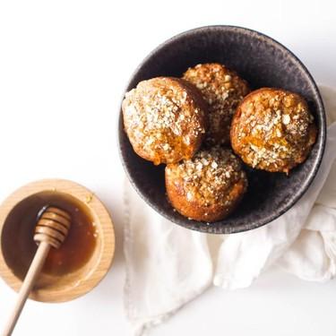 Spiced Parsnip Muffins Recipe   SideChef