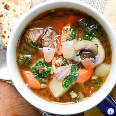 Healthy Vegetable Beef Stew Recipe | SideChef