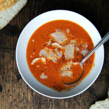 Creamy Tomato Soup Recipe   SideChef