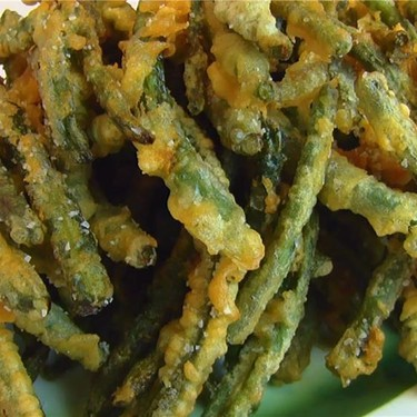 Green Bean Fries Recipe | SideChef
