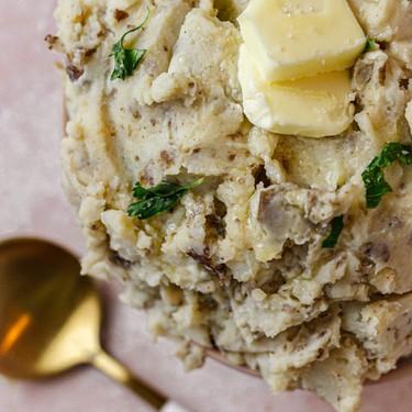 Low FODMAP Truffle Mashed Potatoes Recipe   SideChef