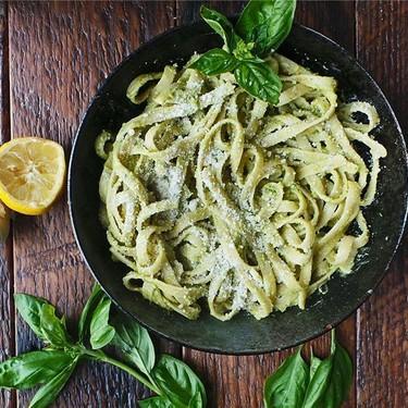 Avocado Pesto Pasta Recipe   SideChef