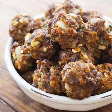 Easy Baked Meatballs Recipe | SideChef