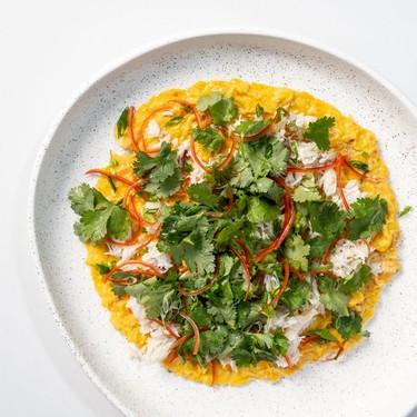 Open Crab Omelette Recipe   SideChef