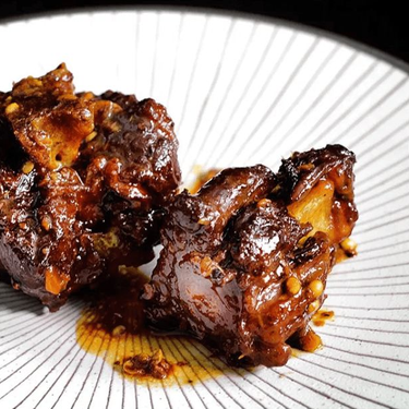 Sichuan Peppercorn Red Braised Oxtail Recipe | SideChef