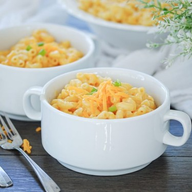 Cheesy Indulgent Mac-n-Cheese Recipe   SideChef