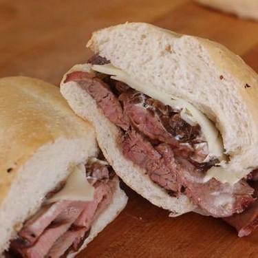 Smoked French Dip Sandwich Recipe   SideChef