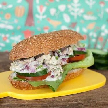 Vegan Chicken Salad Sandwich Recipe   SideChef
