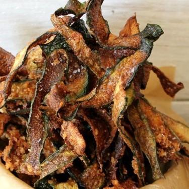 Fried Zucchini Ribbons Recipe | SideChef