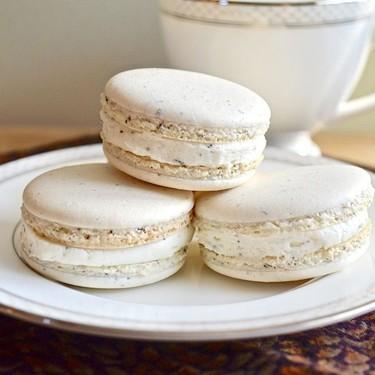 Earl Grey Vanilla Macarons Recipe   SideChef