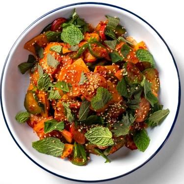 Kimchi Salad Recipe | SideChef