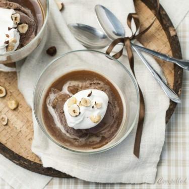 Chocolate Hazelnut Affogato Recipe | SideChef