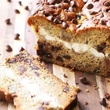 Cream Cheese Chocolate Chip Banana Bread Recipe   SideChef