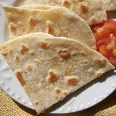 Homemade Flour Tortillas Recipe   SideChef