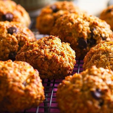 Banana and Oat Cookies with Chocolate Chips Recipe | SideChef