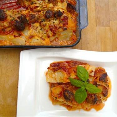 Faux Lasagna Recipe   SideChef