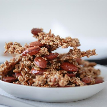 Spicy Nut and Seed Brittle Recipe   SideChef