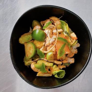 Kimchi with Fresh Vegetables Recipe   SideChef