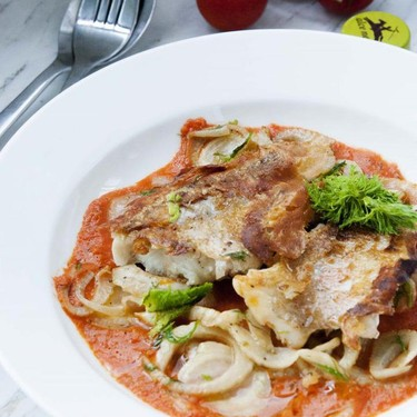 Seared Red Snapper with Fennel Recipe | SideChef